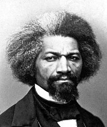 Frederick Douglass in the 1860s