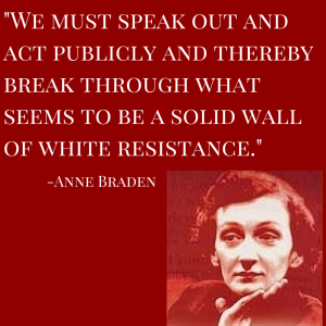 Wall of White Resistance