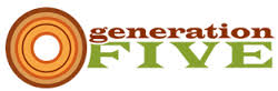 Generation 5 logo, a circle