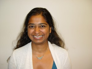 Publicity photo of Priya Kandaswamy from Portland State